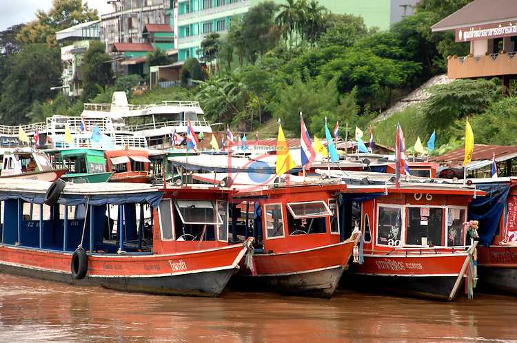 Thailand Tour.<br /> Golden Triangle, Chiang Rai