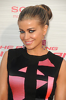 Carmen Electra at the premiere of Columbia Pictures' 'The Amazing Spider-Man' at the Regency Village Theatre on June 28, 2012 in Westwood, California. &copy;&nbsp;mpi35/MediaPunch Inc. at the premiere of Columbia Pictures' 'The Amazing Spider-Man' at the Regency Village Theatre on June 28, 2012 in Westwood, California. &copy; mpi35/MediaPunch Inc. /*NORTEPHOTO.COM*<br />
