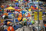 Hong Kong | Occupy Central Umbrella Movement Protest