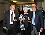 Torrington, CT 052017MK11 (from left) George and Mary English with Rich Bredice gathered at the 19th Annual Warner Theatre Gala on Saturday. Michael Kabelka / Republican-American