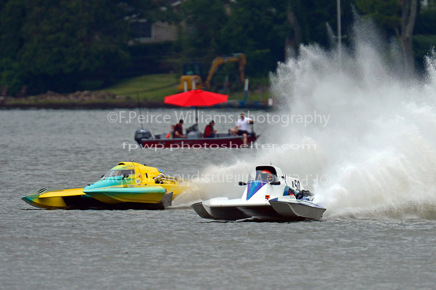 "Doug Havell, A-23 ""Geezerboat"", A-50  (2.5 MOD class hydroplane(s)"