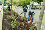 Turner Construction Volunteer Day 1