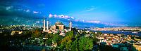 Turkey-Istanbul- Hagia Sophia museum (Aya Sofya)