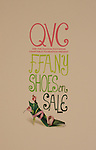 "Poster at the 15th Annual QVC presents ""FFANY Shoes on Sale"" which benefits Breast Cancer Research on October 15, 2008 at the Waldorf Astoria, New York City, New York. (Photo by Sue Coflin/Max Photos)"