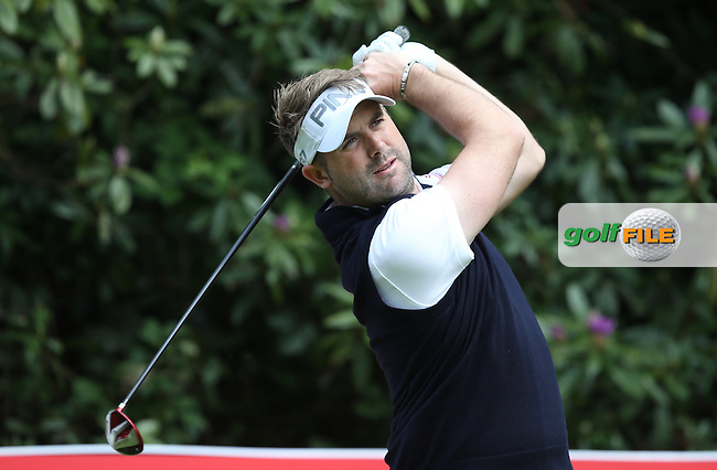 Matthew BALDWIN (ENG) during Round One of the 2015 BMW PGA Championship over the West Course at Wentworth, Virginia Water, London. Picture David Lloyd, www.golffile.ie: 21/05/2015