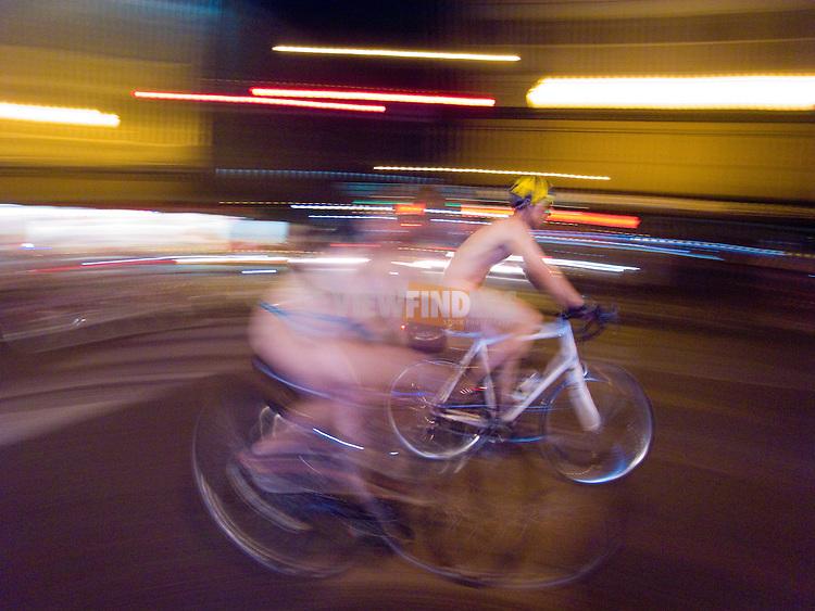 World Naked Bike Ride, Portland, Oregon