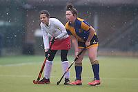 Upminster HC Ladies 2nd XI vs Basildon HC Ladies 2nd XI 11-02-17