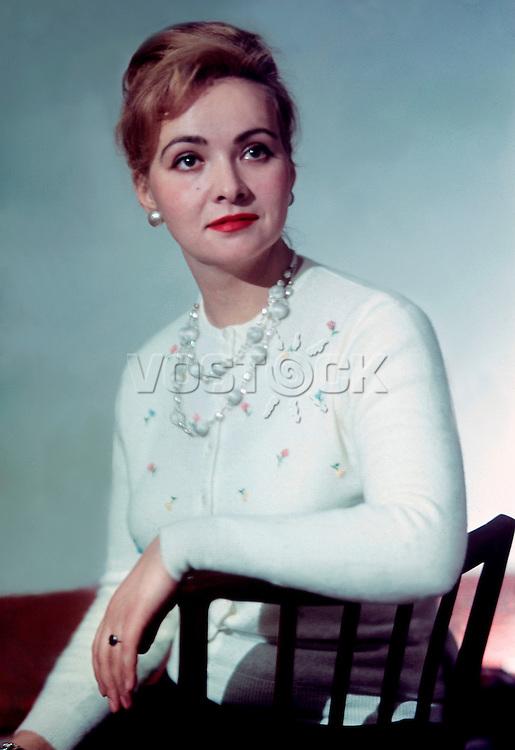 Margarita Volodina - soviet theatre and cinema actress.| Маргарита Владимировна Володина  — советская актриса театра и кино.