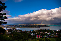 Lyall Bay in Wellington, New Zealand on Tuesday, 26 May 2020. Photo: Dave Lintott / lintottphoto.co.nz