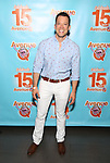 John Tartaglia attends the 'Avenue Q' - 15th Anniversary Performance Celebration at Novotel on July 31, 2018 in New York City.