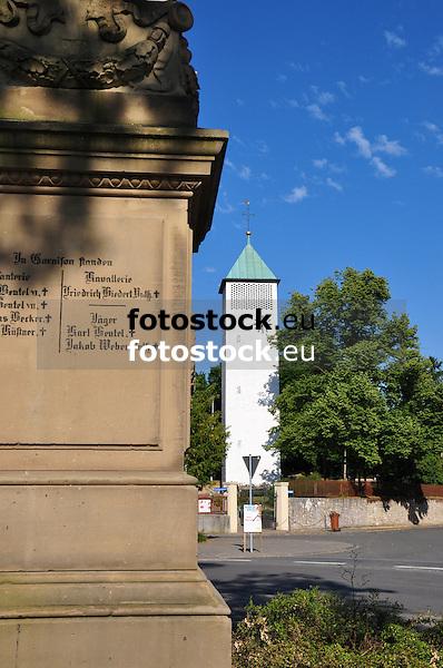Evangelische Sankt Georgskirche Dalheim, 1611