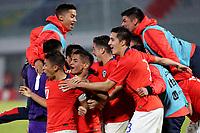 Cocha 2018 Futbol Chile vs Colombia