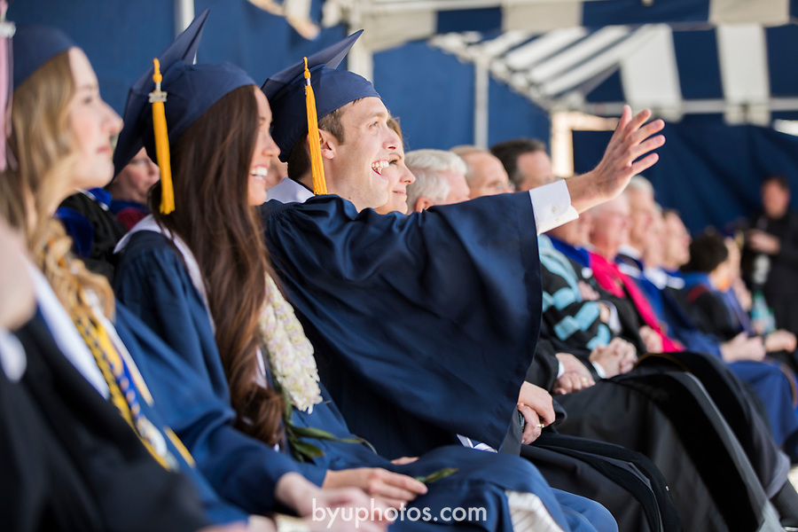 _E1_7016<br /> <br /> 1704-51 2017 Spring Commencement<br /> <br /> April 27, 2017<br /> <br /> Photography by Nate Edwards/BYU<br /> <br /> &copy; BYU PHOTO 2016<br /> All Rights Reserved<br /> photo@byu.edu  (801)422-7322