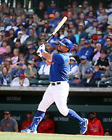 Kyle Schwarber - Chicago Cubs 2020 spring training (Bill Mitchell)