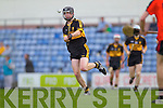 Kenmare in action against Jack Lenihan Crokes in the County Intermediate Final at Austin Stack Park Tralee on Sunday.