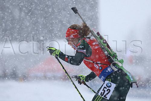 8th December 2017, Biathlon Centre, Hochfilzen, Austria; IBU Womens Biathlon World Cup; Laura Dahlmeier