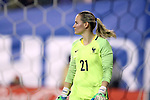 WASHINGTON, DC - MARCH 07: Meline Gerard (FRA). The United States Women's National Team hosted the France Women's National Team as part of the SheBelieves Cup on March 7, 2017, at RFK Stadium in Washington, DC. France won the game 3-0.