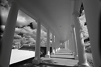 Lambeth Colonnade at the University of Virginia  in Charlottesville, Va. Photo/Andrew Shurtleff Photography, LLC