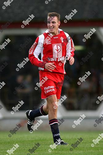 2008-07-26 / Voetbal / Archief 2008-2009 / K. Lyra T.S.V. / Kurt Weuts..Foto: Maarten Straetemans (SMB)