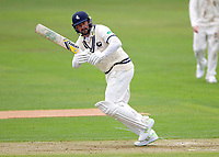 Darren Stevens bats for Kent during the friendly game between Kent CCC and Oxford University at the St Lawrence Ground, Canterbury, on Sun Apr 1, 2018