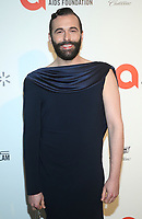 09 February 2020 - West Hollywood, California - Jonathan Van Ness. 28th Annual Elton John Academy Awards Viewing Party held at West Hollywood Park. Photo Credit: FS/AdMedia