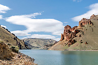 Owyhee Lake deep into the Owyhee Country of eastern Oregon.