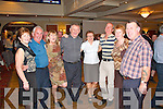 West Limerick Ceili in the Devon Inn Hotel, Templeglantine on Sunday evening.  Pictured here L-R Kate Woods of Brosna, John Roche of Crecora, Margaret Collity of Tralee, Timmy Woulfe of Athea, Bridget O'Donnell of Listowel, Maurice O'Donnell of Listowel, Bernie Byrne of Milltown and Thomas O'Connor of Ballybunion.