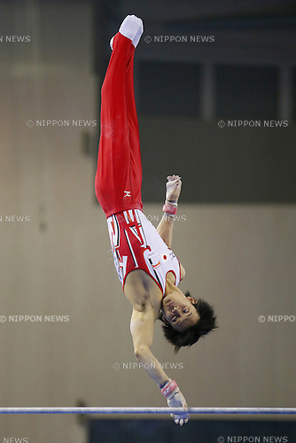 Yusuke Tanaka (JPN), OCTOBER 7, 2014 - Artistic Gymnastics : 2014 World Artistic Gymnastics Championships <br /> Men's Team Final at the Guangxi Gymnasium in Nanning, China. (Photo by Yusuke Nakanishi/AFLO SPORT)