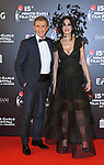 03.03.2018; Monte Carlo, Monaco: MARIA GRAZIA CUCINOTTA AND EZIO GREGGIO<br /> attend the 15th Monaco Comedy Film Festival.<br /> Mandatory Photo Credit: &copy;NEWSPIX INTERNATIONAL<br /> <br /> IMMEDIATE CONFIRMATION OF USAGE REQUIRED:<br /> Newspix International, 31 Chinnery Hill, Bishop's Stortford, ENGLAND CM23 3PS<br /> Tel:+441279 324672  ; Fax: +441279656877<br /> Mobile:  07775681153<br /> e-mail: info@newspixinternational.co.uk<br /> Usage Implies Acceptance of Our Terms &amp; Conditions<br /> Please refer to usage terms. All Fees Payable To Newspix International