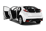 Car images of 2015 Honda Civic Comfort 5 Door Hatchback Doors