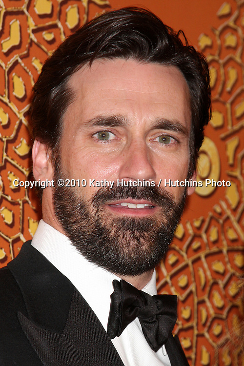 Jon Hamm.arriving at the 67th Annual Golden Globe Awards Official HBO After Party.Beverly Hilton Hotel.Beverly Hills, CA.January 17, 2010.©2010 Kathy Hutchins / Hutchins Photo....