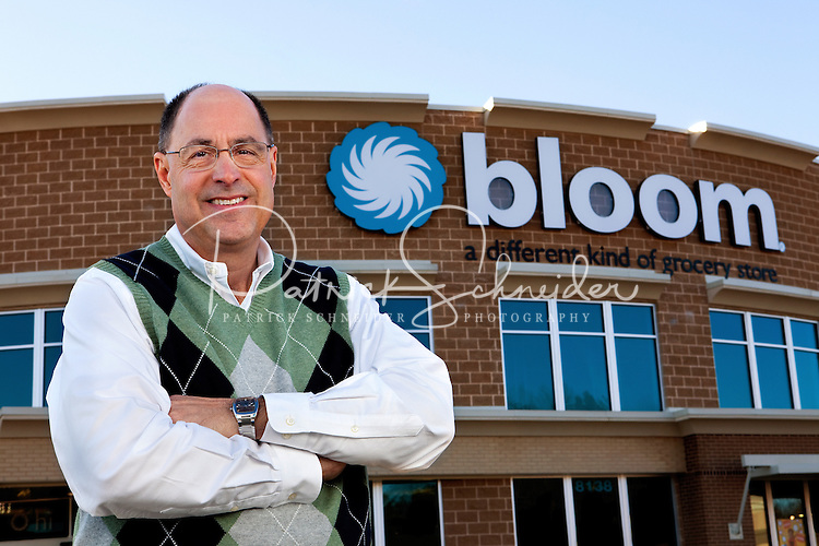 Bloom District Manager Wayne TerVeen.