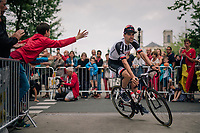 Tom Dumoulin (NED/Sunweb) at the Team presentation in La Roche-sur-Yon<br /> <br /> Le Grand D&eacute;part 2018<br /> 105th Tour de France 2018<br /> &copy;kramon