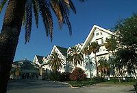 Historic Belleview Biltmore Resort & Spa (1896) on Clearwater Bay. Clearwater, Florida.