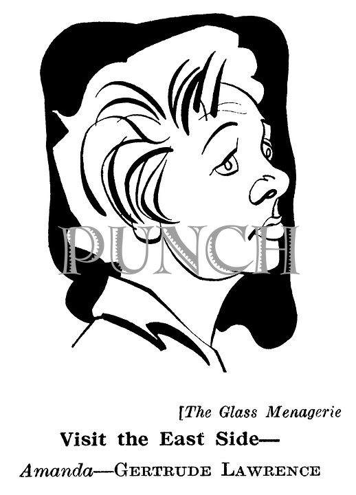 The Glass Menagerie ; Gertrude Lawrence