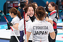 PyeongChang 2018: Curling Women Round Robin: South Korea - Japan