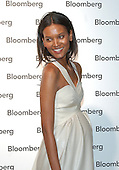 Supermodel Liya Kebede arrives at the Bloomberg party following the 2005 White House Correspondents Dinner in Washington, D.C. on April 30, 2005..Credit: Ron Sachs / CNP.(RESTRICTION: No New York Metro or other Newspapers within a 75 mile radius of New York City)