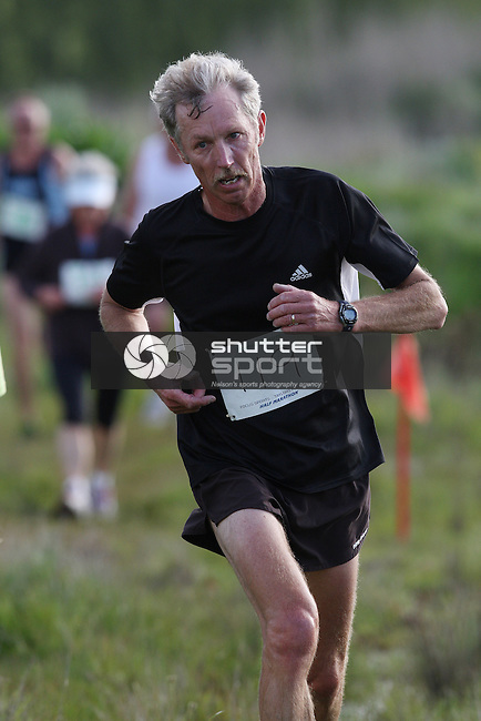 Gary Marshall.South Island Masters Games Cross Country Run/Walk Tuesday 18/10/11.Evan Barnes / Shuttersport