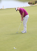 Marcus Fraser (AUS) birdies 16 during Round Three of the 2015 Alstom Open de France, played at Le Golf National, Saint-Quentin-En-Yvelines, Paris, France. /04/07/2015/. Picture: Golffile | David Lloyd<br /> <br /> All photos usage must carry mandatory copyright credit (© Golffile | David Lloyd)