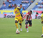 Junior de Barranquilla postergó su clasificación al caer derrotado 0 - 1 ante Atlético Huila en el estadio metropolitano Roberto Meléndez, por la fecha 19 de la Liga Colombiana.
