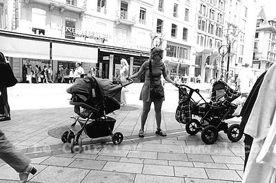 Genève, le 06.2000. .© Interfoto