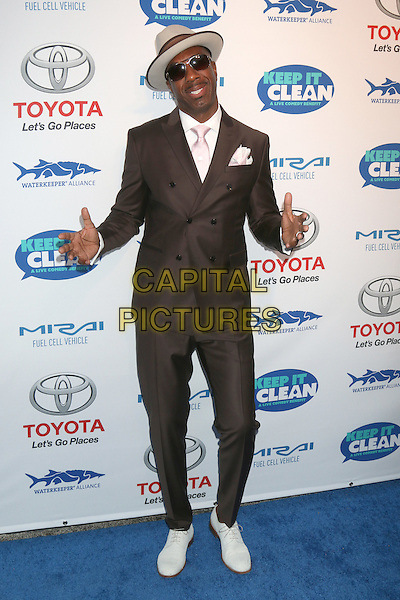 HOLLYWOOD, CA - APRIL 21: J. B. Smoove at the Keep It Clean Comedy Benefit For Waterkeeper Alliance at Avalon on April 21, 2016 in Hollywood, California. <br /> CAP/MPI/DE<br /> &copy;DE/MPI/Capital Pictures