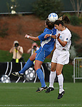 1 December 2006: . The University of North Carolina Tarheels defeated the University of California Los Angeles Bruins 2-0 at SAS Stadium in Cary, North Carolina in an NCAA Division I Women's College Cup semifinal game.