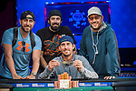 2016 WSOP Event #4: $1000 Top Up Turbo No-Limit Hold'em