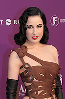 """Dita von Teese attending the """"Duftstars 2012 - German Perfume Award"""" held at the Tempodrom in Berlin, Germany, 04.05.2012..Credit: Semmer/face to face /MediaPunch Inc. ***FOR USA ONLY***"""