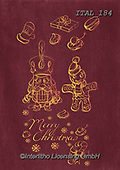 Alberta, CHRISTMAS SYMBOLS, WEIHNACHTEN SYMBOLE, NAVIDAD SÍMBOLOS, paintings+++++,ITAL184,#xx#