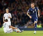 06.09.2019 Scotland v Russia, European Championship 2020 qualifying round, Hampden Park:<br /> Liam Cooper