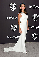 LOS ANGELES, CALIFORNIA - JANUARY 06: Adria Arjona attends the Warner InStyle Golden Globes After Party at the Beverly Hilton Hotel on January 06, 2019 in Beverly Hills, California. <br /> CAP/MPI/IS<br /> &copy;IS/MPI/Capital Pictures