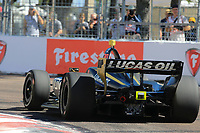 #7 MARCUS ERICSSON (SWE) ARROW SCHMIDT PETERSON MOTORSPORT (USA) HONDA