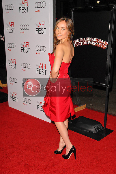 Courtney Ford<br />
